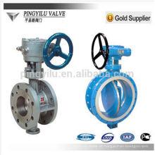 PN10 / 16 válvula elétrica da água para a indústria de edifício