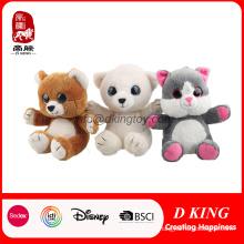 Big Eyes Plush Doll Bear Stuffed Soft Teddy Bear Toy
