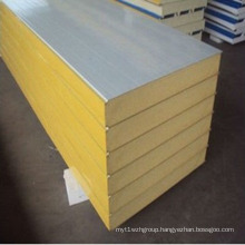 Perfect Thermal Insulation PU Sandwich Roof Panel
