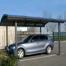 Outdoor Garden Shelter Aluminum Carports Garages