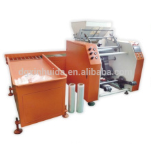 high speed automatic stretch film small roll rewinder Quality Assured