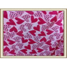 100% Polyester 3D coral fleece pajama fabric