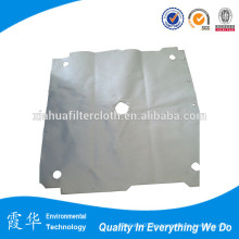 Papel de filtro de tela de polipropileno