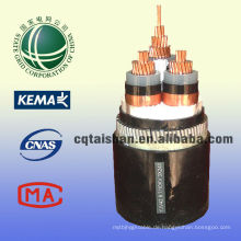 Zustand GRID Kupferleiter PVC Ummantelte Mittelspannung xlpe Kabel