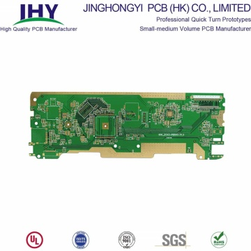 Fr4 Material 4-layer Impedance Control Immersion Gold PCB