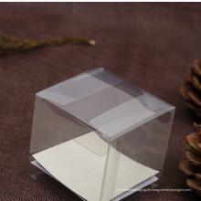 Echte Hersteller Billig Klar PET box (kunststoff verpackung box)