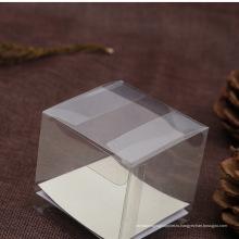 Реальный производитель Дешевая прозрачная коробка для ПЭТ (пластиковая упаковочная коробка)