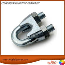 DIN741 Wire Steel Rope Clamp for Cable End