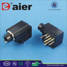 Daier EJ6501-01 Jack de audio 6.35 para Voice Box