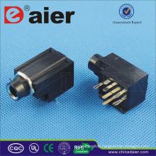 Daier EJ6501-01 6.35 Audio Jack for Voice Box