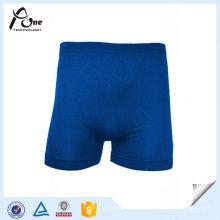 Benutzerdefinierte Boxers Unterwäsche Nahtlose Man Basic Boxers