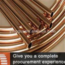 Tubo de cobre C10200