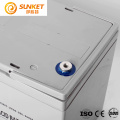 Factory directly selling 12v  65AH solar battery