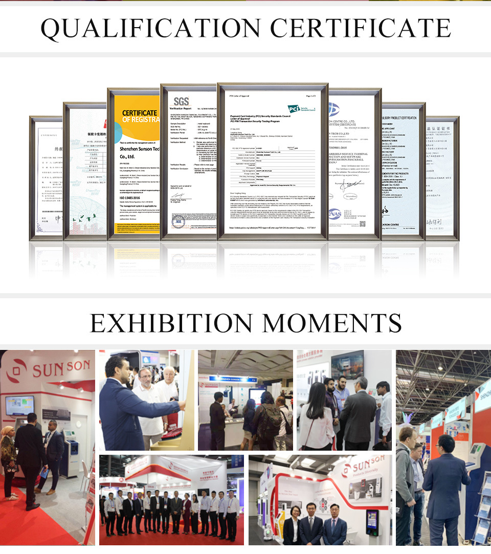 Certification Exhibition