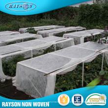 Oem Hersteller Gemüse Abdeckung Landwirtschaft Non Woven PP Fabrics