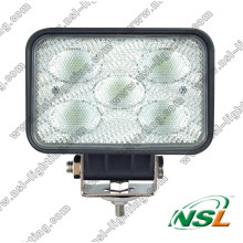 50W Heavy Machine LED Truck Lamp for Tractor, Car, ATV, Forklift, Mining
