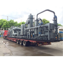 Glockenofen-Gas-Recycling-System für kalte Walze