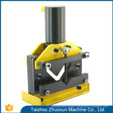 2017 New Design Tools Rebar Shearing Angle Iron Punching Machine Hydraulic Busbar Copper Puncher
