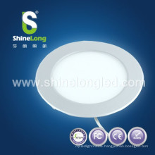 8 inches 180mm round led panel light surface mounted shenzhen factory