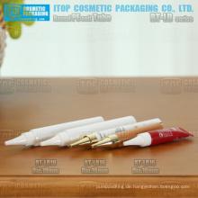 geringen Größe 16mm und 19mm Durchmesser Tail versiegelt oder entsiegelt das flexibelste Verpackung Make-up Rohr