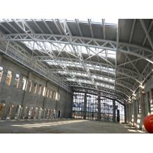 Platform Roof Steel Tube Truss
