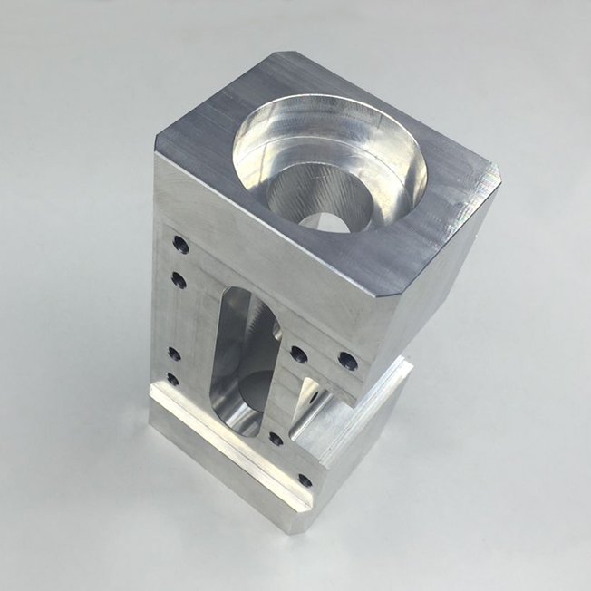 5 axis aluminum machining