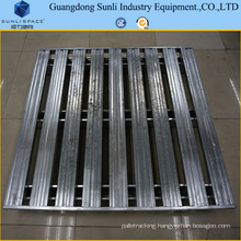 Racking CE-Approved Stacking Stainless Metal Pallet
