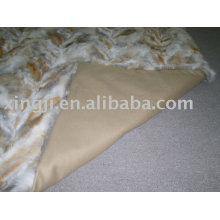 Couverture de renard roux