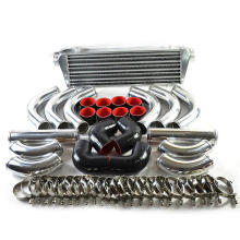 New style turb to intercooler pipe kit auto parts