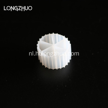 25 * 12 mm Plastic Biomedia Filter MBBR Media