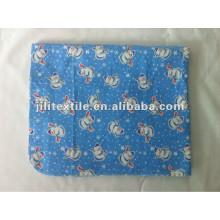 100% хлопковая фланелевая ткань и фланелевая ткань T / C