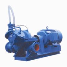 Doppel-Saug-Split-Gehäuse Pumpe mit Selbstabsaugung Ausrüstung