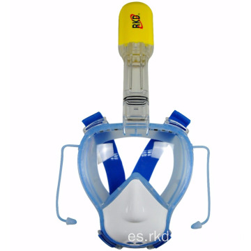 Professional full face mask snorkel