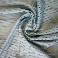 High Quality Comfortable and Breathable Nylon Mesh Lycra Mesh Fabric