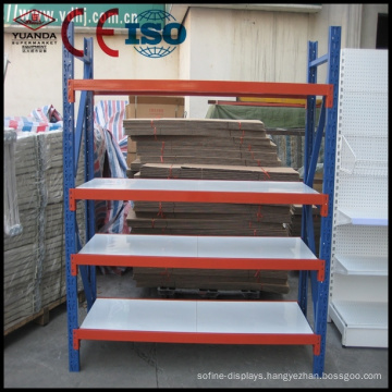 Middle Duty Cold Rolled Steel Storage/Display Shelves