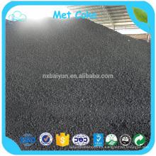Especificaciones de Coque metalúrgico de baja ceniza fabricado en China