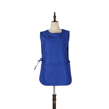 Kefei Adjustable Waist Ties Unisex Cobbler Apron with three Deep Front Pockets