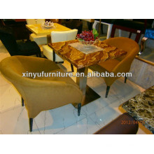 Modern style durable restaurant table and chair XDW1006