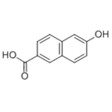 2-Naphthalenecarboxylicacid, 6-hydroxy CAS 16712-64-4
