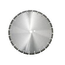Lâminas de serra de diamante soldadas a laser para corte de concreto