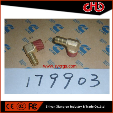 CUMMINS N14 NT855 NH220 Elbow Hose Coupling 179903