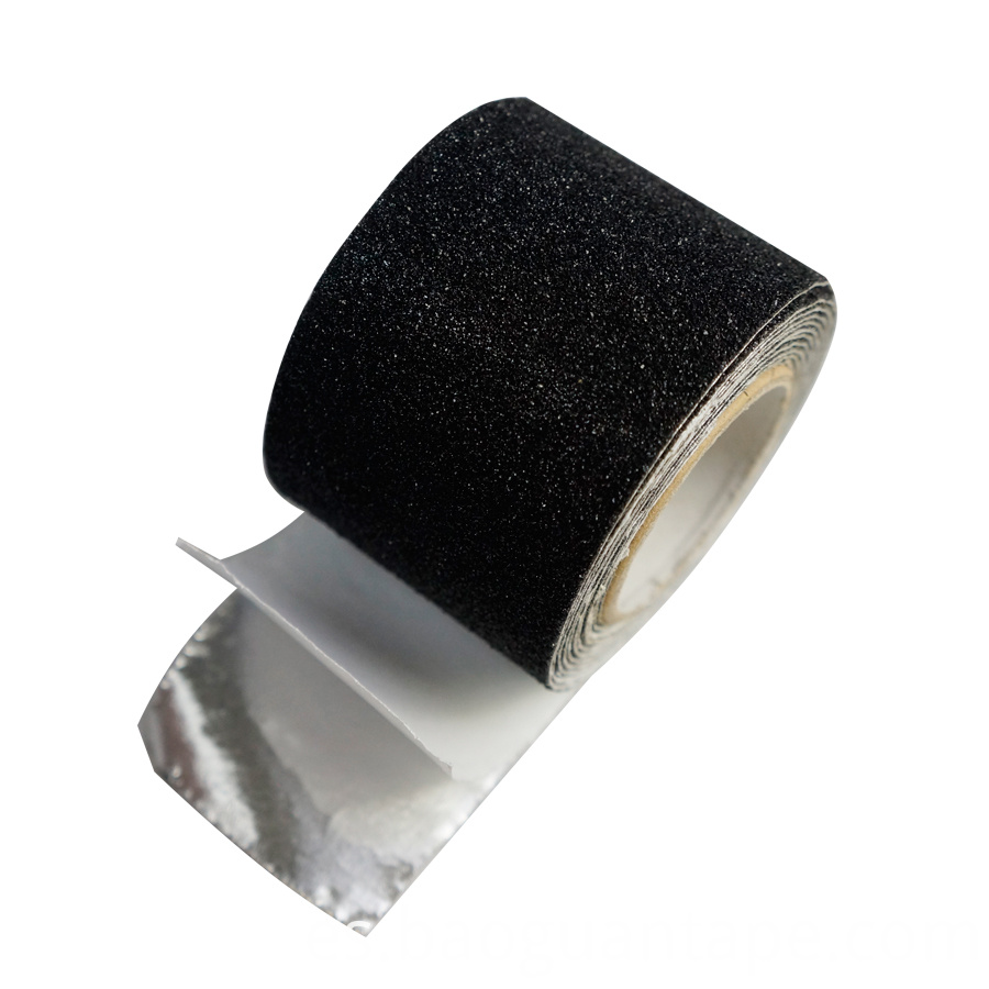 Single Side Self Adhesive Aluminum Anti Slip Tape