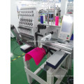 single head 15 colors embroidery machine Computerized Cap and T-Shirt Embroidery Machine
