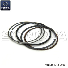 YAMAHA YBR125 PISTON RING SET (P/N:ST04043-0006) Top Quality
