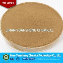 Leather Tanning Auxiliary Additive Calcium Lignosulfonate