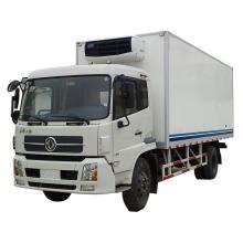 Exportar caminhão refrigerador Dongfeng 5T com motor diesel
