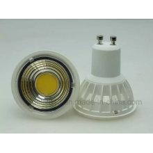 Dimmable 120degree Wide Daylight 5W GU10 LED Bombilla Downlight