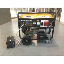 Single Phase 7kVA 7.5kVA 8kVA Electric Portable ATS Gasoline Generator