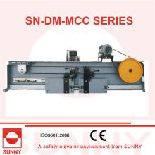 Mitsubishi Typ Türmaschine 2 Panels Center Opening mit Monarch Inverter (asynchron, SN-DM-MCC)