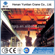 QDY benutzt in den Fabriken Services5-74 Tonnen-Laufkran, elektrische Unkosten reisen